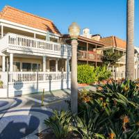 Hotelbilleder: 700 East Oceanfront Unit A Townhouse, Newport Beach