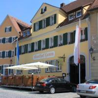 Hotelbilleder: Hotel Gasthof Lamm, Feuchtwangen