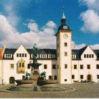 Hotelbilleder: Live ECO in Freiberg - for BUSINESS & STUDENTS, Hilbersdorf