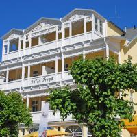 Fotografie hotelů: Villa Freya - Apt. 04, Ostseebad Sellin