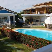 Hotel Pictures: Linda Casa para Veraneio no Canto do Sol/Guarajuba, Jenipabu