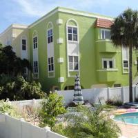 ホテル写真: Villa De La Playa Home, Holmes Beach
