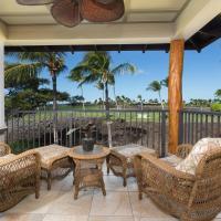 Hotelfoto's: Mauna Lani Golf Villa - Golf Course and Sunset Views, Waikoloa