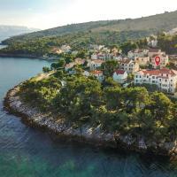 Hotellbilder: Two-Bedroom Apartment in Postira, Postira