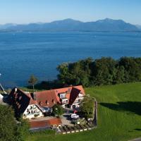 Hotelbilleder: Hotel Malerwinkel, Seebruck