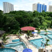 Hotellikuvia: Flat Thermas do Bosque em Caldas Novas, Caldas Novas
