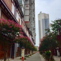 Φωτογραφίες: Sleeping Buddha Riverview Apartment, Leshan