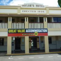 Foto Hotel: Taylors Hotel, Mackay