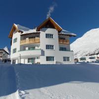 Zdjęcia hotelu: Apart Alpenkönig, Galtür