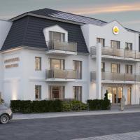 Hotelbilleder: Land-gut-Hotel Aparthotel Bernstein, Büsum