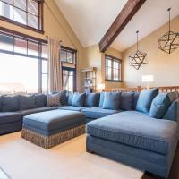 Hotellikuvia: Silver Star #20 - 4 Bed Cottage +Spa, Park City