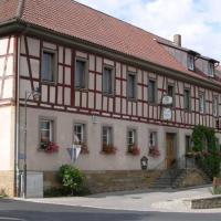 Hotelbilleder: Landgasthof zur Linde, Irmelshausen