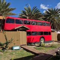 Fotos do Hotel: Converted double decker London bus, Crab Hill