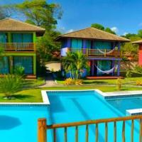Hotellbilder: Lindo apartamento proximo ano mar, Arraial d'Ajuda