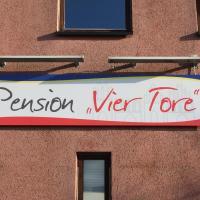 Hotelbilleder: Pension ,,Vier Tore'', Neubrandenburg