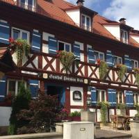Hotelbilleder: Gästehaus-Gasthof Bub, Zirndorf