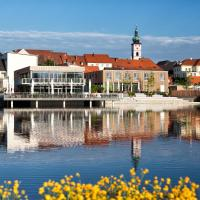 Hotelbilleder: Seenario - Art & Health Hotel am See, Tirschenreuth