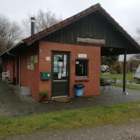 Fotografie hotelů: Hjemstavnsgårdens Camping & Cottages, Glamsbjerg