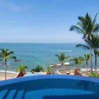 酒店图片: Villa Marea Baja in Puerto Vallarta - 3 Villa, 巴亚尔塔港