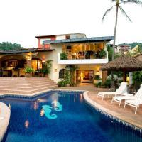 酒店图片: Casa Coco in Puerto Vallarta - 4 Villa, 巴亚尔塔港