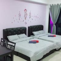 Hotellbilder: Studio I City I Soho @ lucky7homestay, Shah Alam