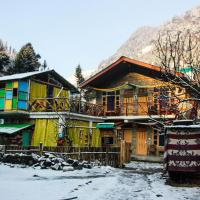 Hotellbilder: The Crazy Indian Pad, Manāli