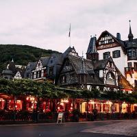 Hotelbilleder: Hotel Krone Assmannshausen, Rüdesheim am Rhein