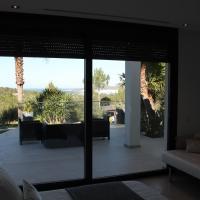 Hotel Pictures: San Agustin moden villa with stunning views, San Jose de sa Talaia
