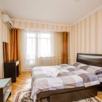 Hotellbilder: Apartment at Samal-3, 9, Almaty