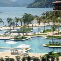 Hotel Pictures: Apto dentro de Resort com vista para o mar, Angra dos Reis