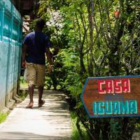 Φωτογραφίες: Casa De La Iguana Hostel, Lívingston