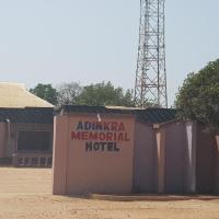 Hotel Pictures: Adinkra Memorial Hotel, Japekrom