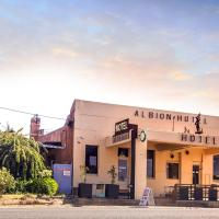 Fotografie hotelů: Albion Hotel and Motel Castlemaine, Castlemaine