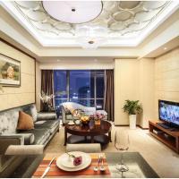 Hotel Pictures: Yousu Hotel & Apartment TianYi Square YinYi Global Center Apartment Ningbo, Ningbo