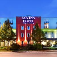 Hotellikuvia: Novina Hotel Tillypark, Nürnberg