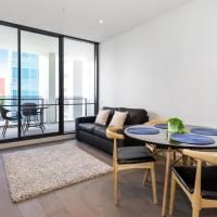 Fotos del hotel: Designer living 2BD with rooftop deck in CBD, Melbourne