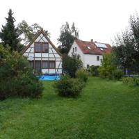 Hotelbilleder: Gästehaus der Ehemaligen Schloßmühle, Ebelsbach
