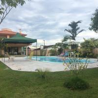 Hotel Pictures: Casa com Piscina - Balneário Ponta do Papagaio, Palhoça