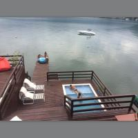 ホテル写真: Casa em Ilha de Angra, アングラドスレイス