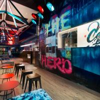 Fotografie hotelů: Mojo Nomad Aberdeen Harbour by Ovolo, Hongkong