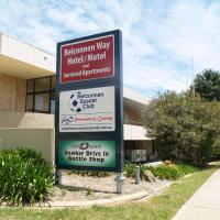 Hotel Pictures: Belconnen Way Hotel/Motel and Serviced Apartments, Canberra