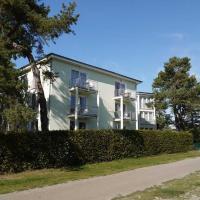 Fotografie hotelů: Strandoase_ Whg_ 17, Bansin
