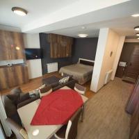 ホテル写真: Deluxe Apartment, Bakuriani