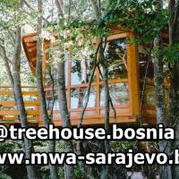 Zdjęcia hotelu: Treehouse Bosnia Sarajevo, Trnovo