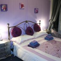 Double Room with King Size Bed with Sea View