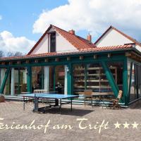 Hotel Pictures: Ferienhof am Trift, Appartement 3 Schwalbennest - [#73099], Bad Saarow