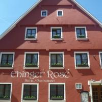 Hotelbilleder: Hotel Ehinger Rose, Ehingen