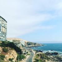 Zdjęcia hotelu: Departamento frente al mar concon, Concón