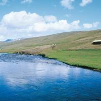 Lax-á Svartá River Cottage