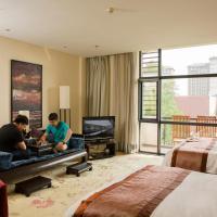 Hotel Pictures: Tianmu Hot Spring Holiday Resort, Gaizhou